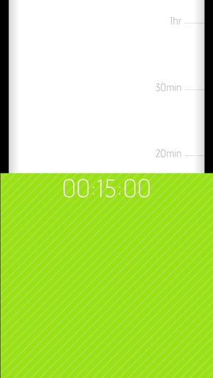 Simple Repeat Timer. Screenshot