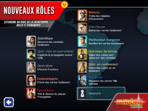 Screenshot #5 pour Pandemic: The Board Game