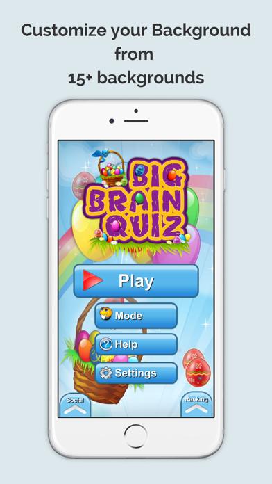 Big Brain Quiz Game screenshot two