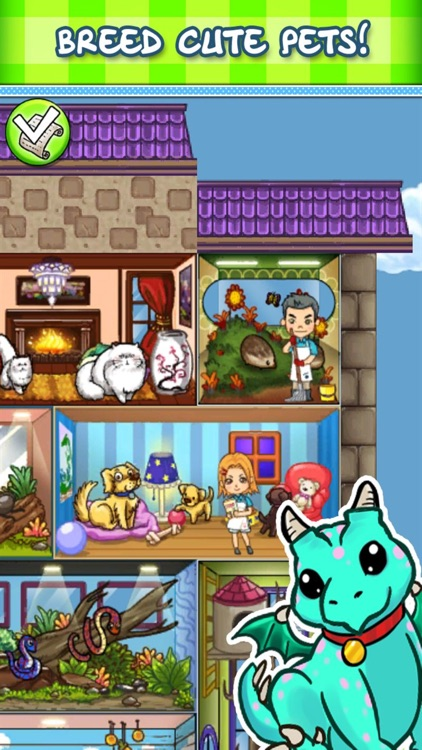 Pet Island – Build Breed Grow screenshot-4