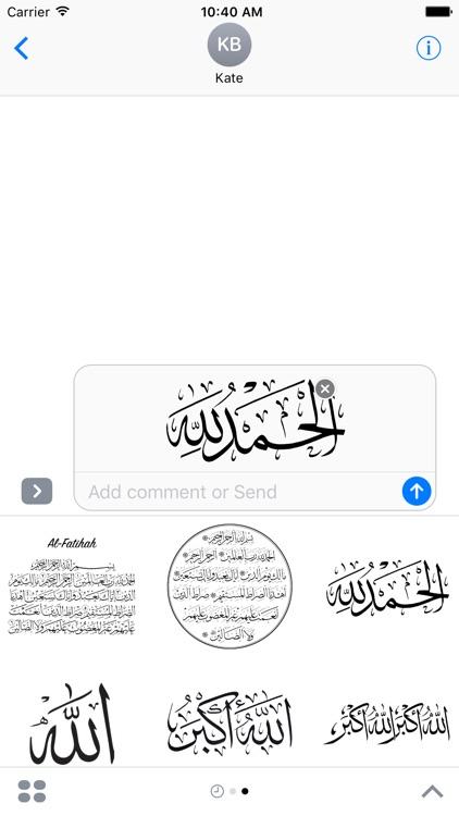 Islamic Stickers