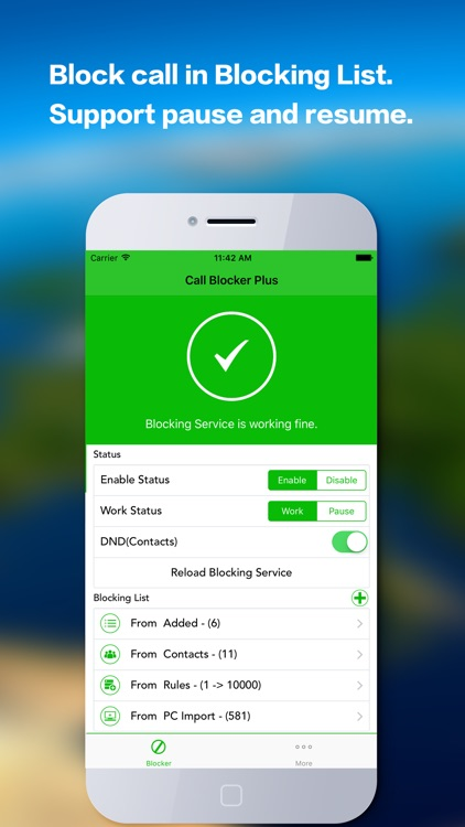 Call Blocker - Block unwelcome spam&robo calls