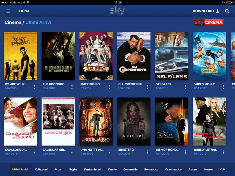 Sky Go screenshot-2