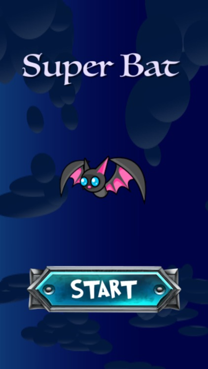 Super Bat Endless Flying Game Free