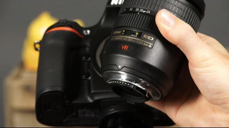 Nikon D810 Beyond the Basics from QuickPro HD screenshot-4