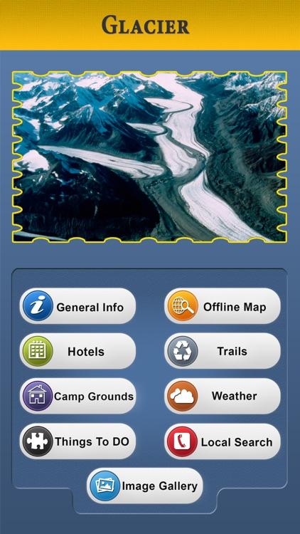 Glacier National Park Travel Explorer