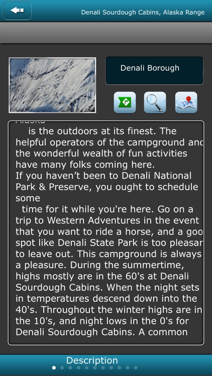Alaska Campgrounds screenshot-2