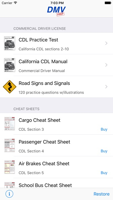 California Cdl Test Prep By Kelvin Beecroft Ios United States