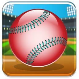 Epic Baseball Tap Madness - Glossy Balls Hitting Challenge LX