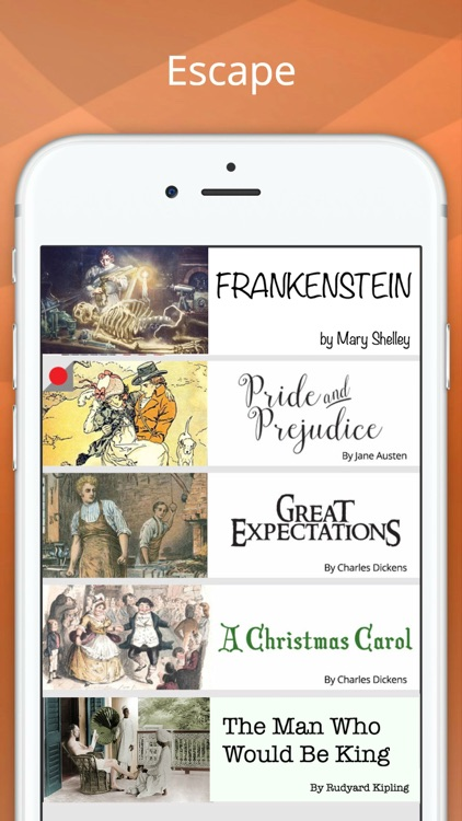 Frankenstein by Mary Shelley with BookClub screenshot-3