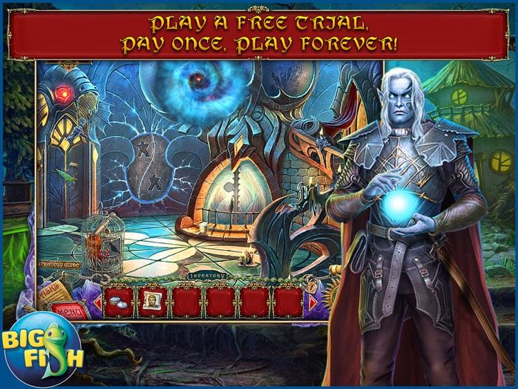Queen's Tales: Sins of the Past HD - A Hidden Object Adventure screenshot-0