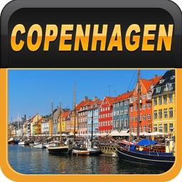 Copenhagen Offline Map Travel Guide