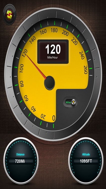 Speedometer - Driving Speed screenshot-4