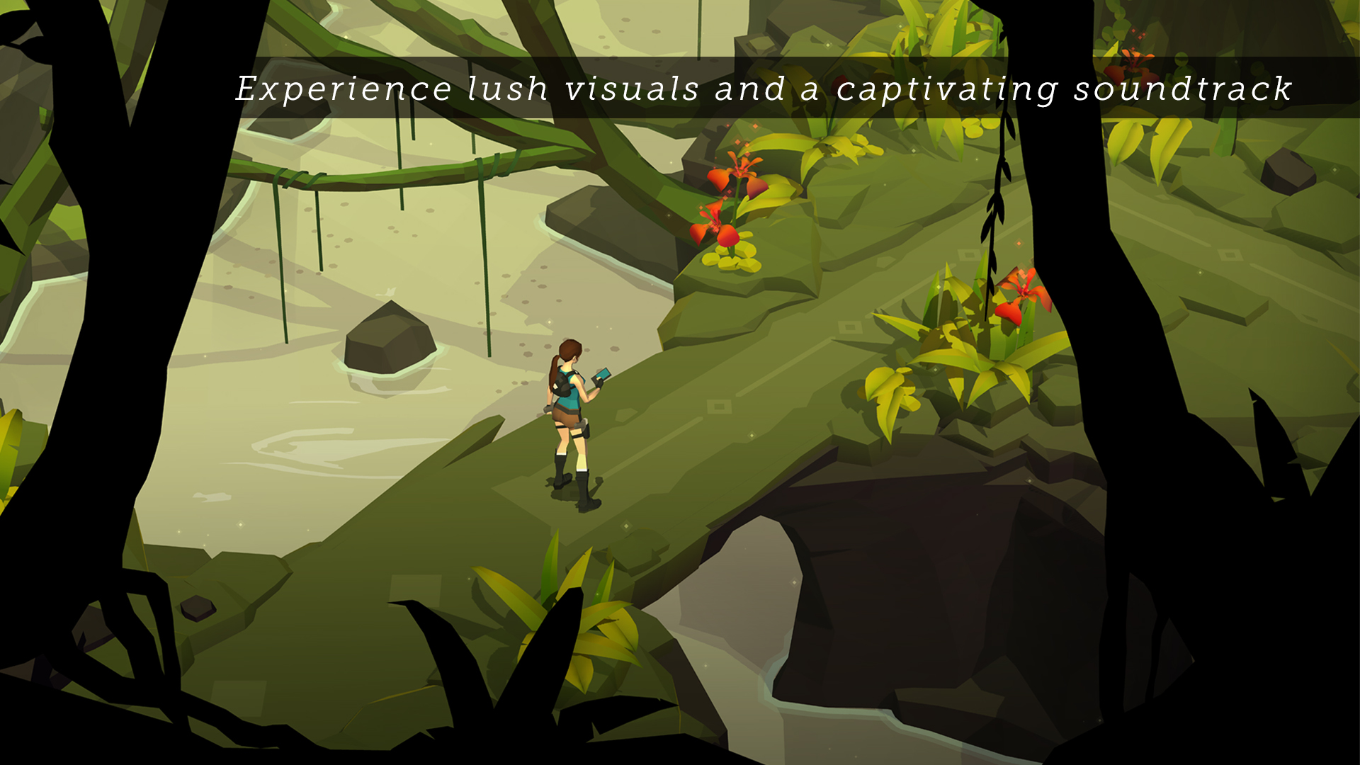 Lara Croft GO screenshot 13
