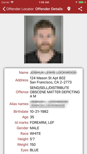 Indidanpolis sex offender notification free