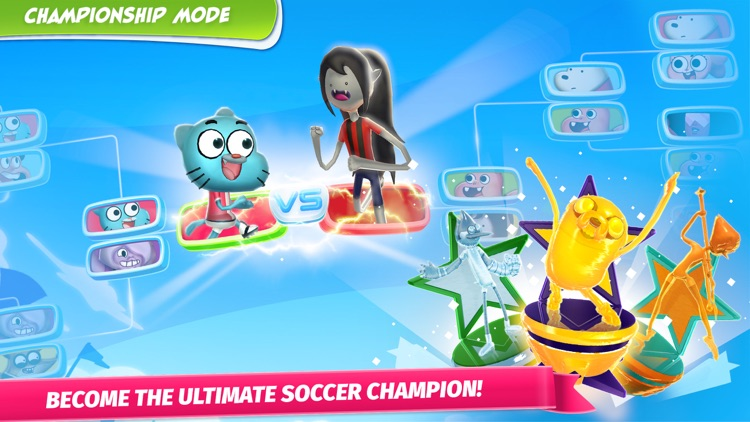 Cartoon Network Superstar Soccer: Goal!!! – Multiplayer Sports Game Starring Your Favorite Characters screenshot-4