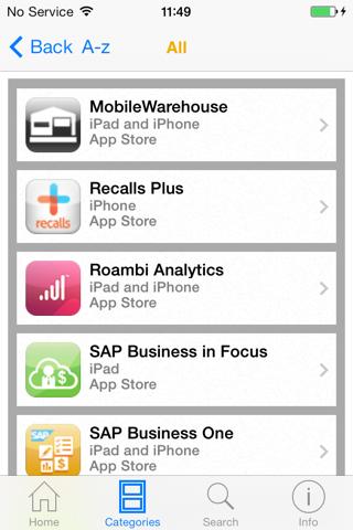 Скриншот из Afaria