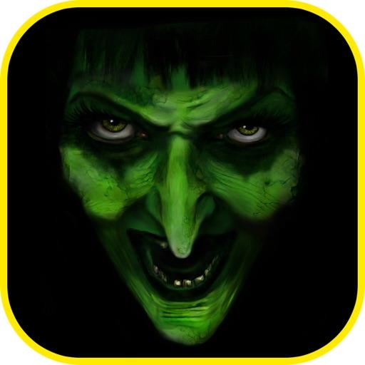 Halloween Prank - Witch iOS App
