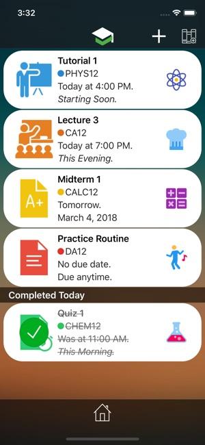 Homework Planner Student App on the App Store