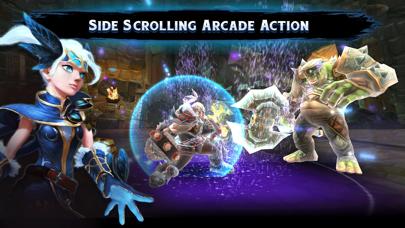 Screenshot from ChronoBlade