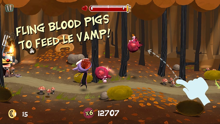 Le Vamp screenshot-3