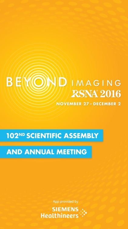 RSNA 2016 screenshot-0