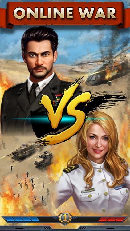 Battlefield Avengers: Age of Modern War RTS screenshot-3