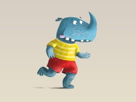 Get Running! - by Create Storytime