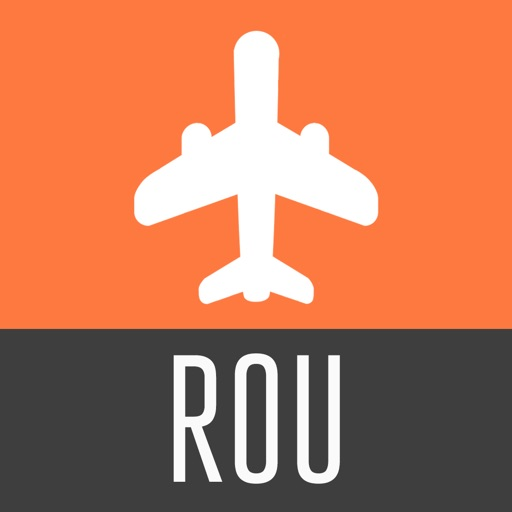 Roseau Travel Guide with Offline City Street Map