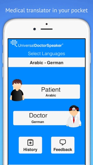 Screenshots  sc 1 st  iTunes - Apple & Universal Doctor Speaker: Medical Translator with Audios on the ...