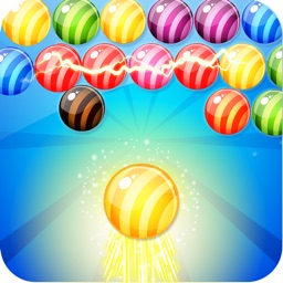 Marble Shooter Blast: Match 3 Bubble Bounce Mania