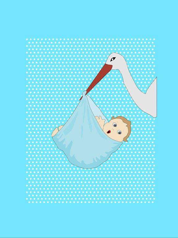 Baby - Birth Card Maker screenshot 7