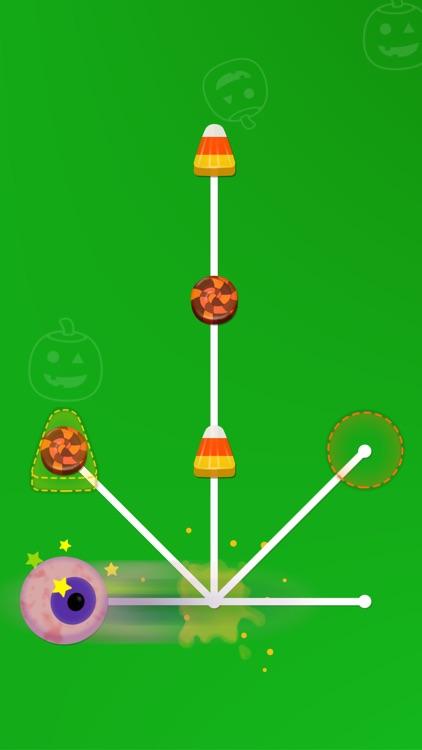 Puzzlepops! Trick or Treat screenshot-3
