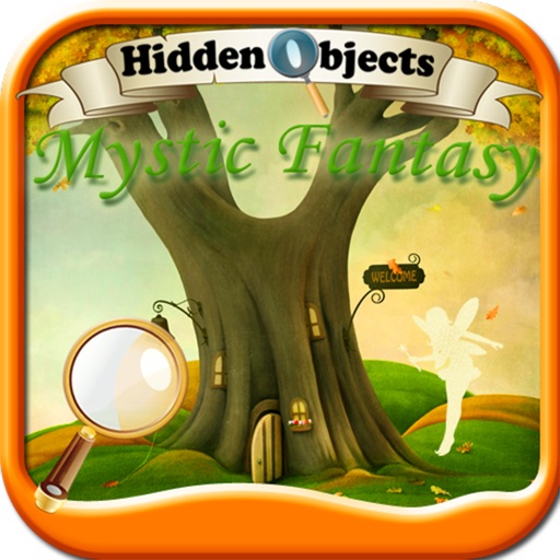 Hidden Objects - Mystic Fantasy
