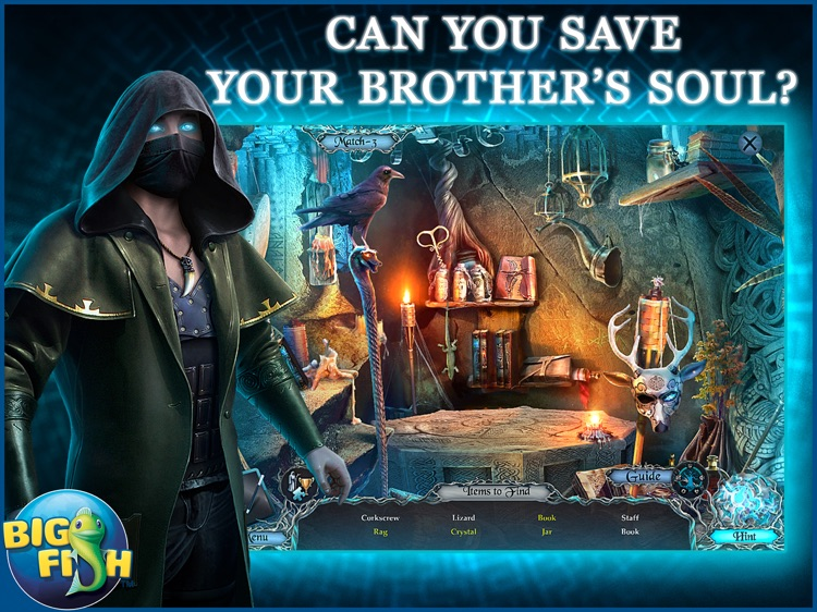 Sable Maze: Soul Catcher HD - A Mystery Hidden Object Game (Full)
