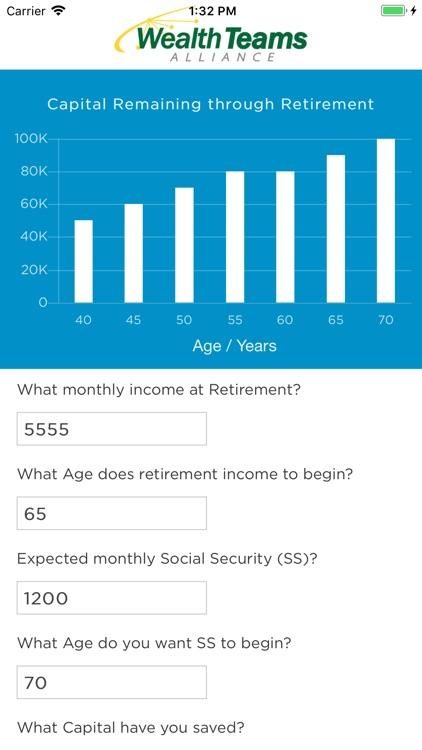 Wealth Teams Simple Retirement