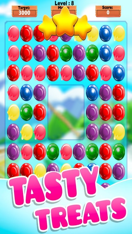 Candies Match 3 Mania-Puzzle Fun Free for Everyone