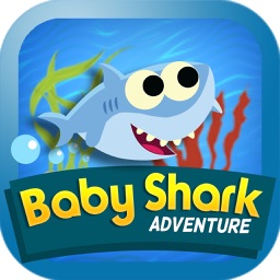 Baby Shark Adventure Game