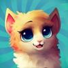 我说话的虚拟宠物: 猫 & 一只小猫, 为孩子们的游戏