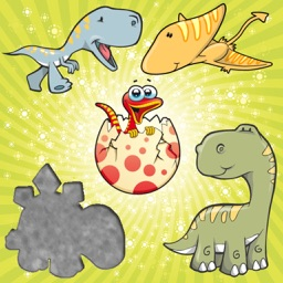 Dinosaurs Puzzles for Toddlers