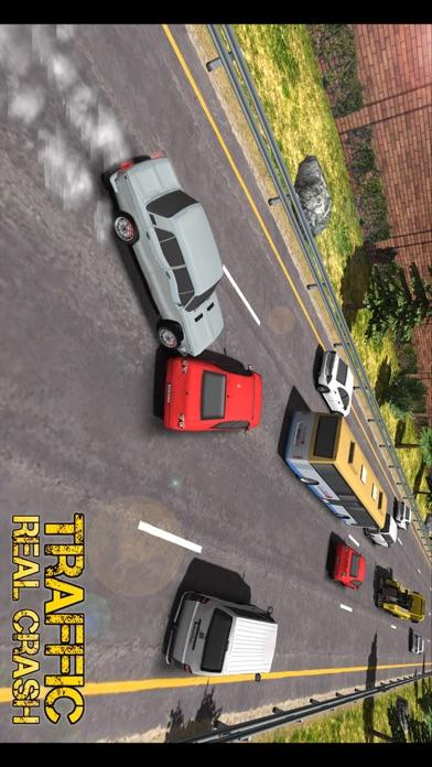 Real Racer Crash Traffic 3Dのおすすめ画像1