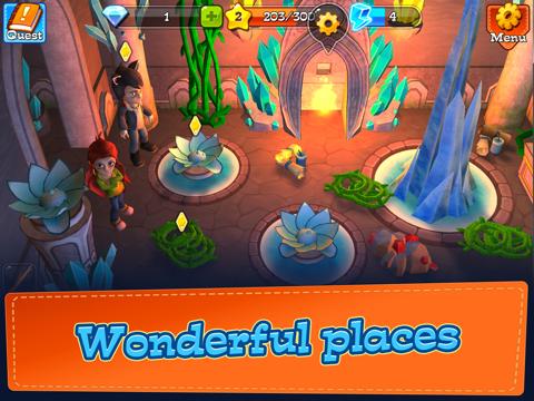 Wonder Way — Explore the Hidden World!-ipad-3