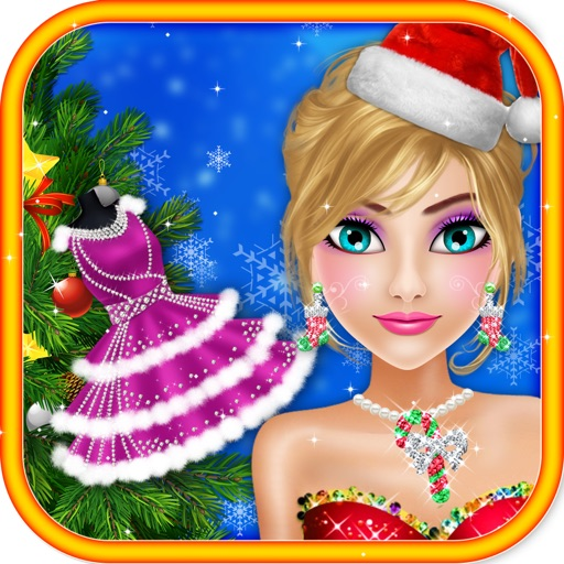Christmas Fashion Makeover - game for girls