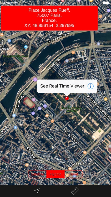 Streets Viewer Real Time & Address Finder HD