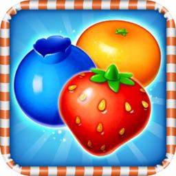 Fantasic Fruit World - Collect Fruit