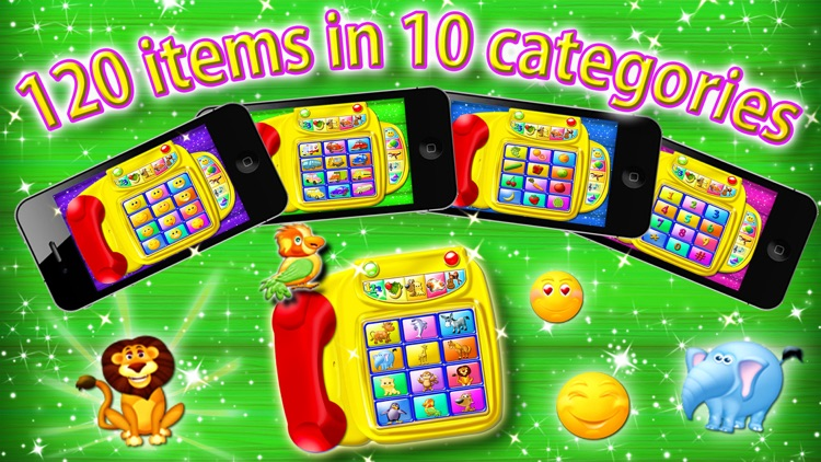 Preschool Toy Phone - Activities for Toddlers