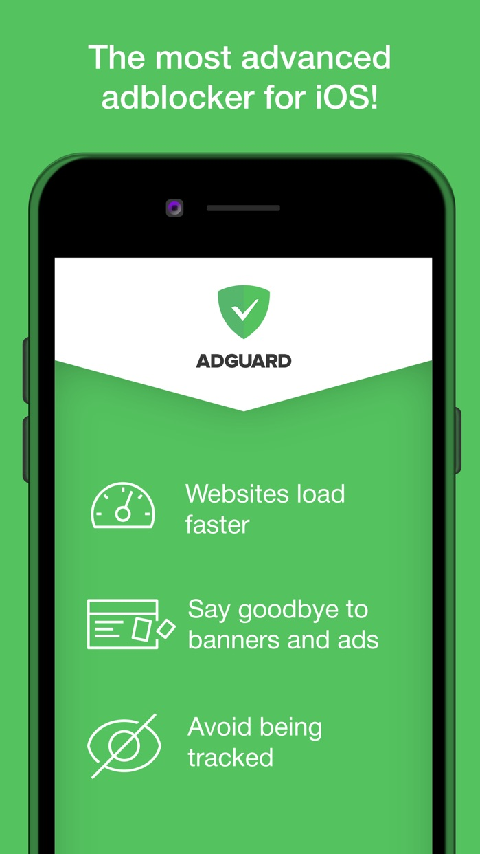 AdGuard - adblock and privacy protection Screenshot