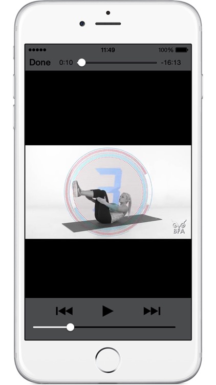 Abs App Lite : Daily Core Ab Instant Workout - Personal Fitness Trainer & Exercise Routine