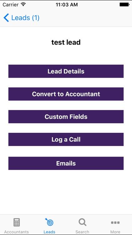 Accountancy Insurance screenshot-4