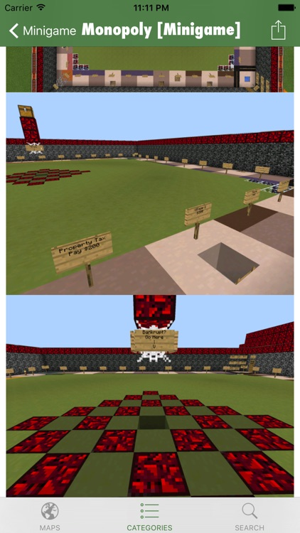 Best Maps for Minecraft PE MineMaps screenshot-3